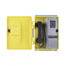 Weatherproof Telephone with Teleseal Keypad