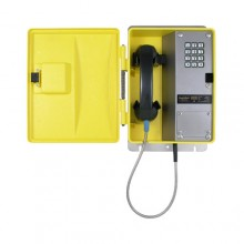 Weatherproof Outdoor Industrial Telephone WRT-40
