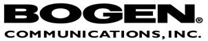 Bogen Paging and Commercial Sound Products and Solutions