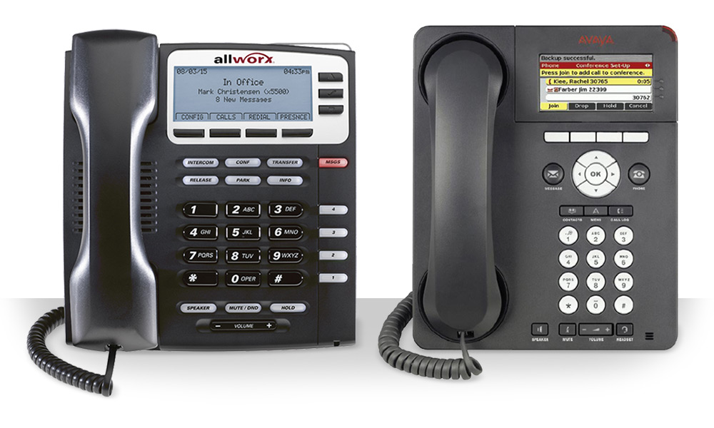 Business Phone System Quotes Including IP, Analog and Hosted